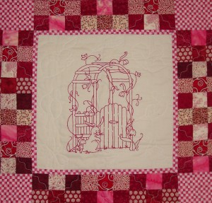 Happy Easter! Quilt by GrandMary Sheffield