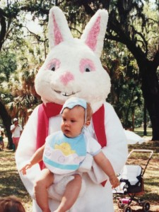 Jackson's First Easter